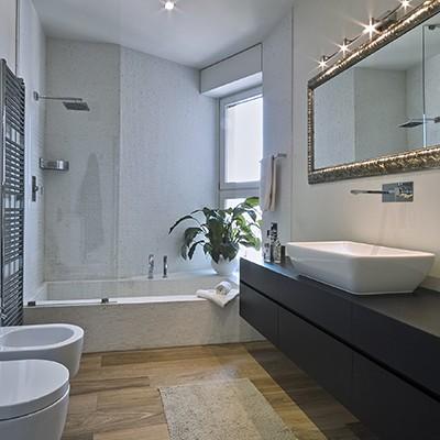Rénovation Aménagement salle de bain Angers 49 - Novéo Travaux